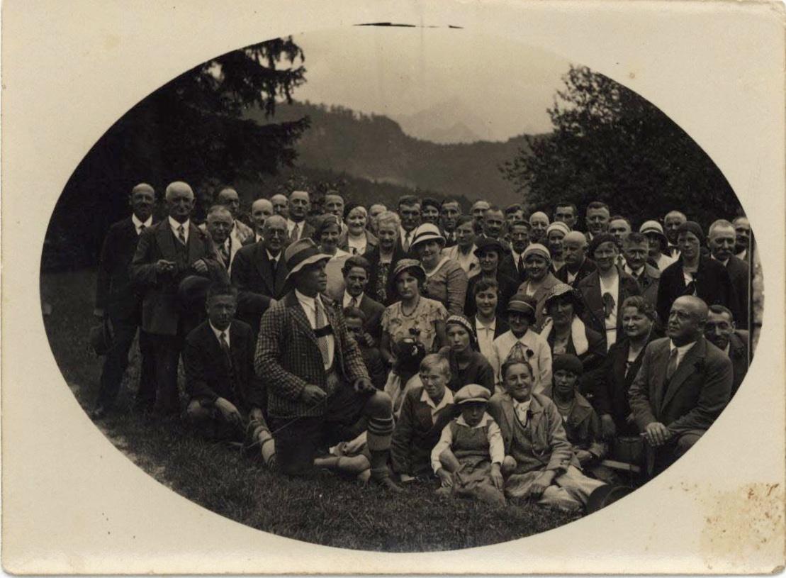 Bild der Vereinsmitglieder